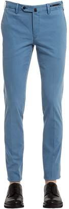 Pt01 18cm Tricotine Stretch Cotton Pants