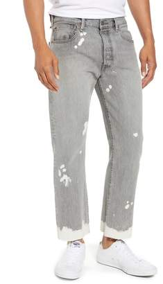 Levi's 501(TM) Straight Leg Jeans