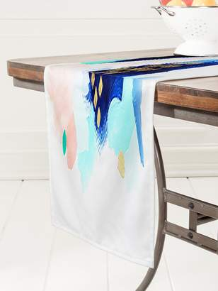 Deny Designs Blush Abstract Table Runner