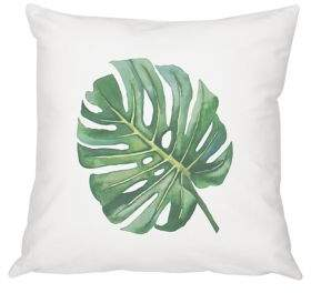 Cathy's Concepts Palm Leaf Pillow