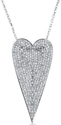Cosanuova - Long Heart Necklace