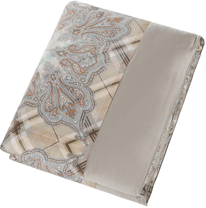 Lima Quilted Bedspread - Brown