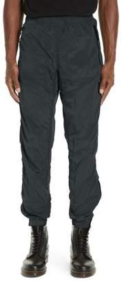 Stone Island Metallic Nylon Jogger Pants