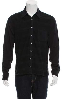 Surface to Air Striped Button-Up Shirt