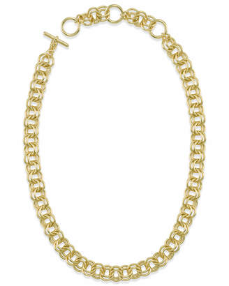 "Kendra Scott 18"" Double Chain Link Necklace"