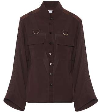 Chloé Embellished blouse