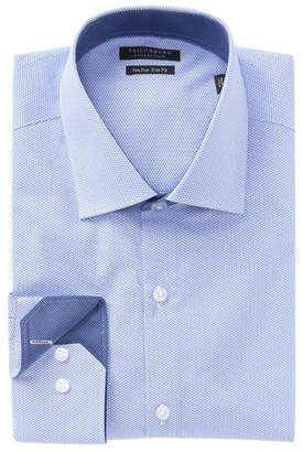 Tailorbyrd Pattern Trim Fit Dress Shirt