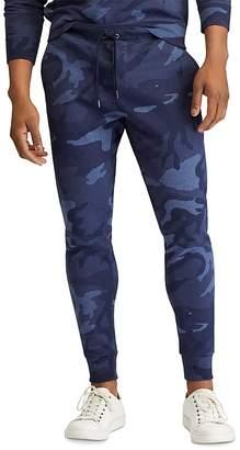 Polo Ralph Lauren Camouflage Double-Knit Jogger Sweatpants