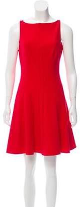 Elizabeth and James Sleeveless Fit & Flare Dress