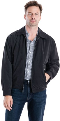 London Fog Tower By Big & Tall Tower by Microfiber Golf Jacket