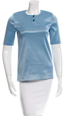 Trademark Short Sleeve Bell Top w/ Tags