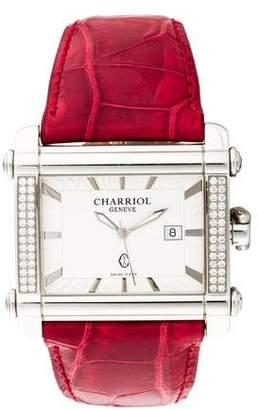 Charriol Actor Watch
