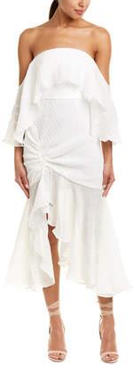 C/Meo Collective Sacrifices Midi Dress