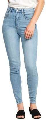 Lee High Licks Crop Jean