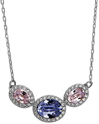 Swarovski Crystal Christie Plated Necklace