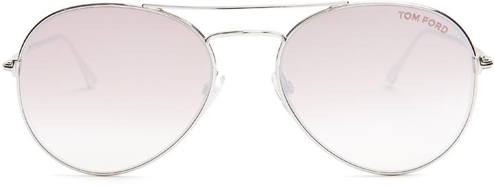 Tom FordTOM FORD EYEWEAR Ace-02 aviator sunglasses