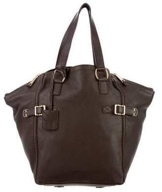 Saint Laurent Leather Downtown Bag