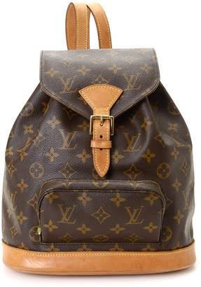 Louis Vuitton Montsouris MM Backpack - Vintage