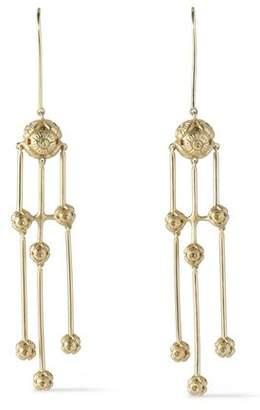 Elizabeth and James Gold-Tone Earrings