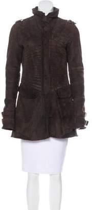 Gucci Shearling Coat