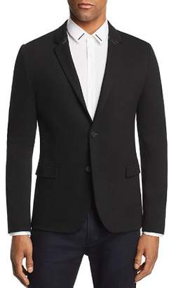HUGO Arlido Leather Trim Blazer - 100% Exclusive