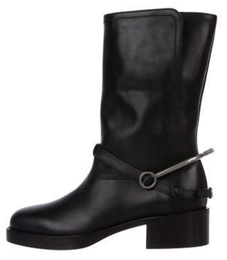 Christian Dior Diorider Riding Boots Black Diorider Riding Boots