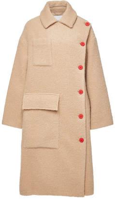 Kenzo Virgin Wool Coat