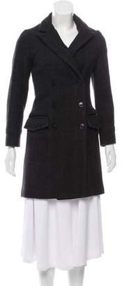 Zadig & Voltaire Wool Knee-Length Coat