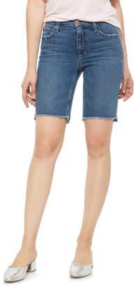 Joe's Jeans Honey Curvy High Waist Bermuda Shorts