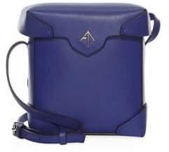 Atelier Manu Mini Pristine Leather Box Bag