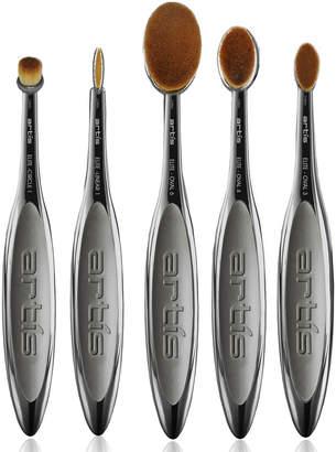 Artis Elite Smoke 5 Makeup Brush Set