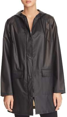 Levi's Translucent Rubberized Fishtail Jacket
