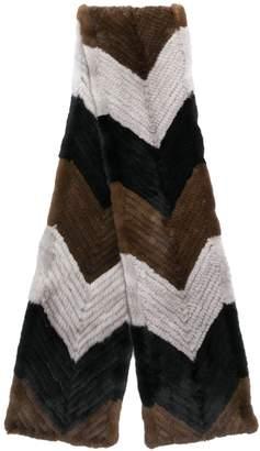 Liska chunky scarf