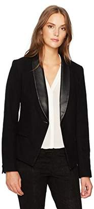 AG Adriano Goldschmied Women's Estelle Blazer