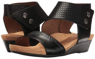 Rockport Cobb Hill Collection Cobb Hill Hollywood Two-Piece Cuff Women's Sandals