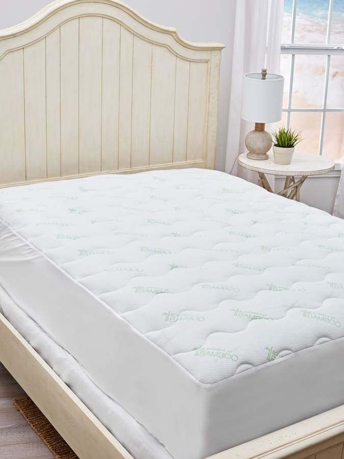 Essence of Bamboo Essence of Bamboo Mattress Pad Twin