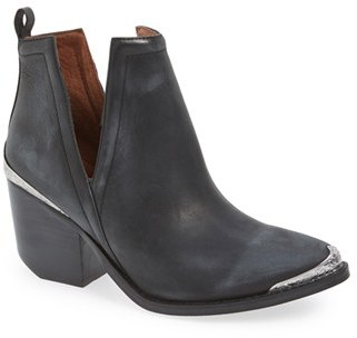 Women's Jeffrey Campbell Cromwel Cutout Western Boot