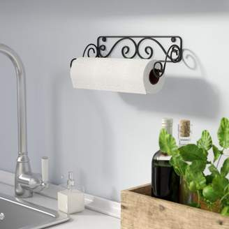 Andover Mills Wall-Mounted Paper Towel Holder