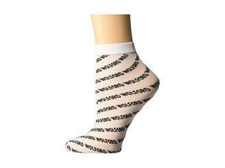 Wolford Logo Socks