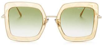 Bottega Veneta Women's Oversized Square Sunglasses, 51mm