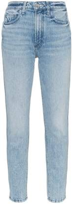 Jordache high waist back pocket detail jeans
