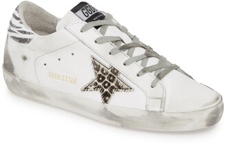 Golden Goose Superstar Embellished Sneaker