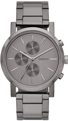 DKNY Men's 'Lexington' Quartz Stainless Steel Casual Watch, Color: (Model: NY2162)