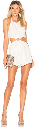 superdown Eliana O Ring Cut Out Romper