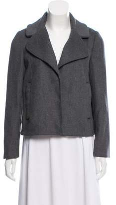 Tory Burch Notch-Lapel Wool Jacket