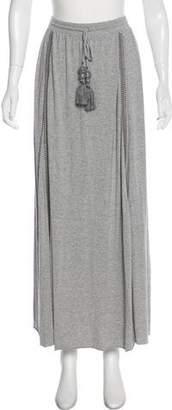 Calypso Braided Midi Skirt