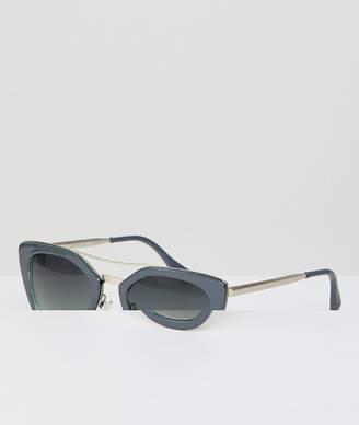 A. J. Morgan Aj Morgan AJ Morgan Cat Eye Sunglasses In Grey