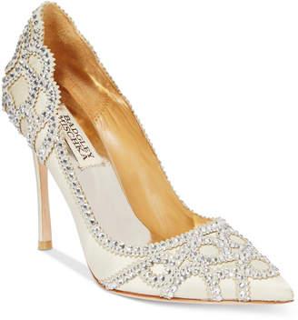 Badgley Mischka Rouge Evening Pumps Women Shoes