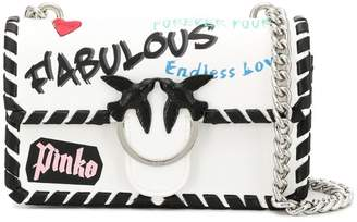 Pinko Mini Love Fabulous shoulder bag