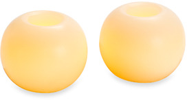 Bed Bath & Beyond Candle Impressions 2-Pack Flameless Mini Wax Spheres